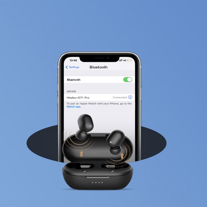 Bezprzewodowe słuchawki Haylou GT