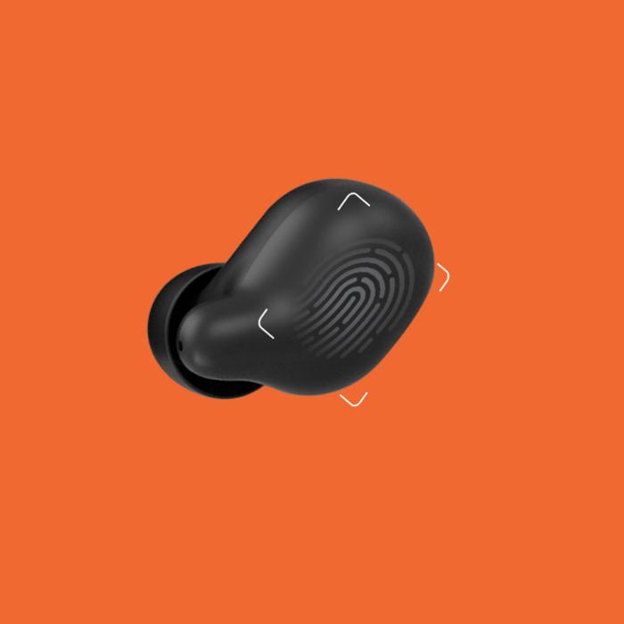 Słuchawki z panelem dotykowym Haylou