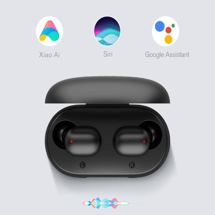 Słuchawki z obsługą asystenta google